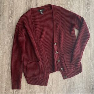 Forever 21 | Knit Sweater Cardigan